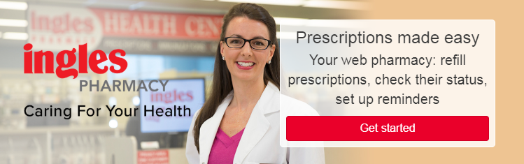 Prescription Made Easy. Your web pharmacy: refill prescription, check their status, set up reminders - Get Started