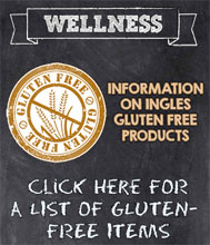 Wellness - Information on Ingles gluten-free products